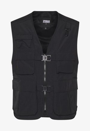 TACTICAL VEST - Bodywarmer - black
