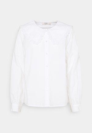 MUHANA - Camisa - snow white