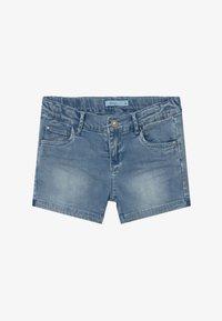 Name it - NKFSALLI - Denim shorts - medium blue denim - 2