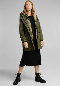 edc by Esprit - Winter jacket - khaki green - 1