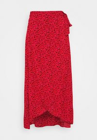 YAS - A-line skirt - lollipop/dahlia - 0
