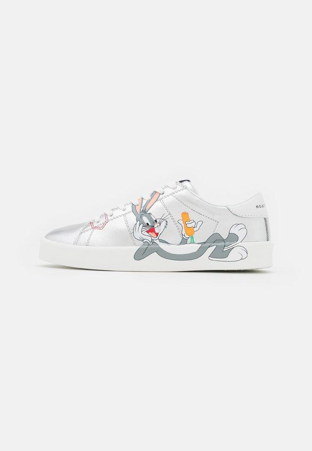 FLIPS - Sneakers laag - silver