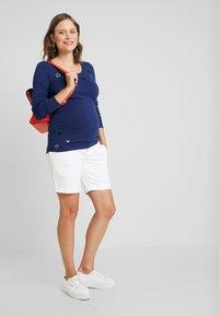 Esprit Maternity - Longsleeve - navy - 1