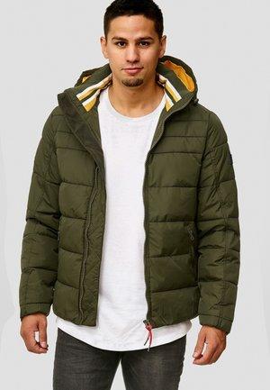 PHILPOT - Winter jacket - forest
