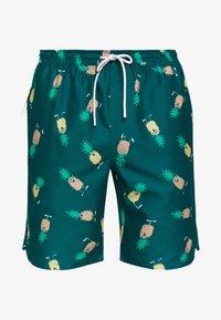 Lousy Livin Underwear - AANANAS - Swimming shorts - blue dive - 3
