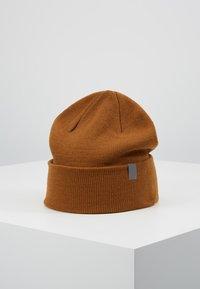 Weekday - ICON BEANIE - Bonnet - brown reddish - 0