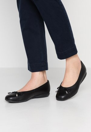 ANNYTAH - Ballet pumps - black