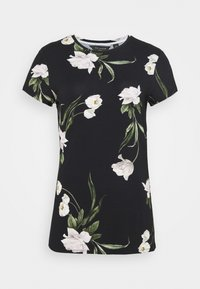 Ted Baker - OLIEE - Print T-shirt - black - 4