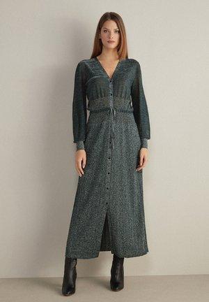 AMY - Maxi dress - grün - 8620 - pavone