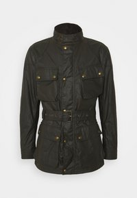 TRIALMASTER JACKET - Summer jacket - faded olive