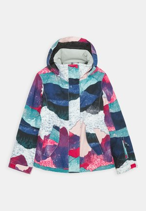 JETTY GIRL  - Snowboard jacket - bright white annecy