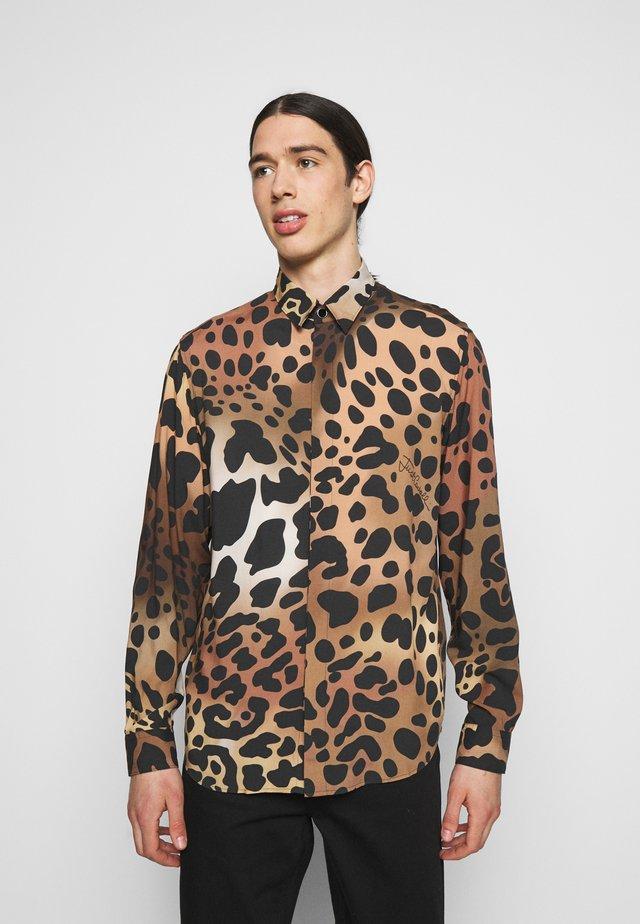 CAMICIA - Košile - leopard