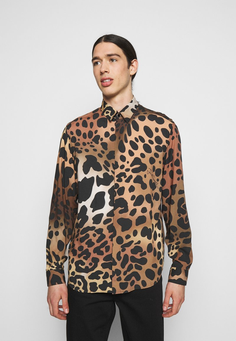 Just Cavalli - CAMICIA - Košile - leopard