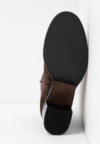 Adele Dezotti - Ankle boots - testa di moro - 6