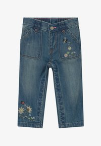 GAP - Straight leg jeans - blue denim - 3