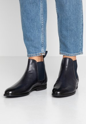 SUSAN RIO - Ankle boots - navy