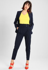 mint&berry - Trousers - dark blue - 1