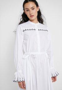 See by Chloé - Denní šaty - white - 4