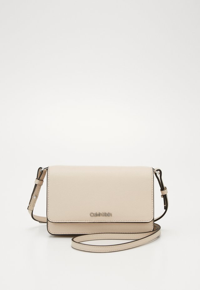 MUST CROSSBODY - Portefeuille - beige