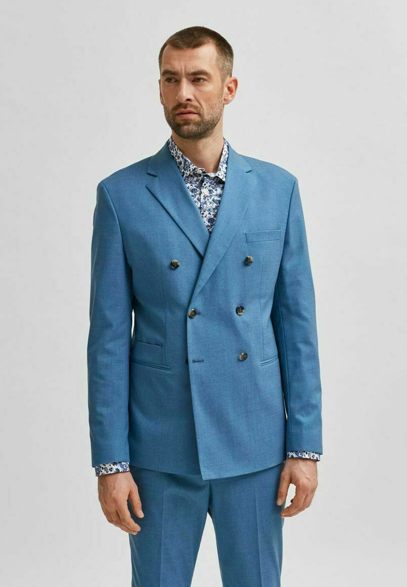 Selected Homme - Giacca - heritage blue