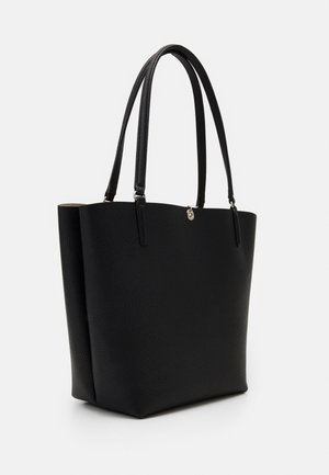 Tote bag - black/stone