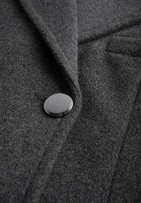 ORSAY - MIT BINDEGÜRTEL - Classic coat - dunkelgrau meliert - 4
