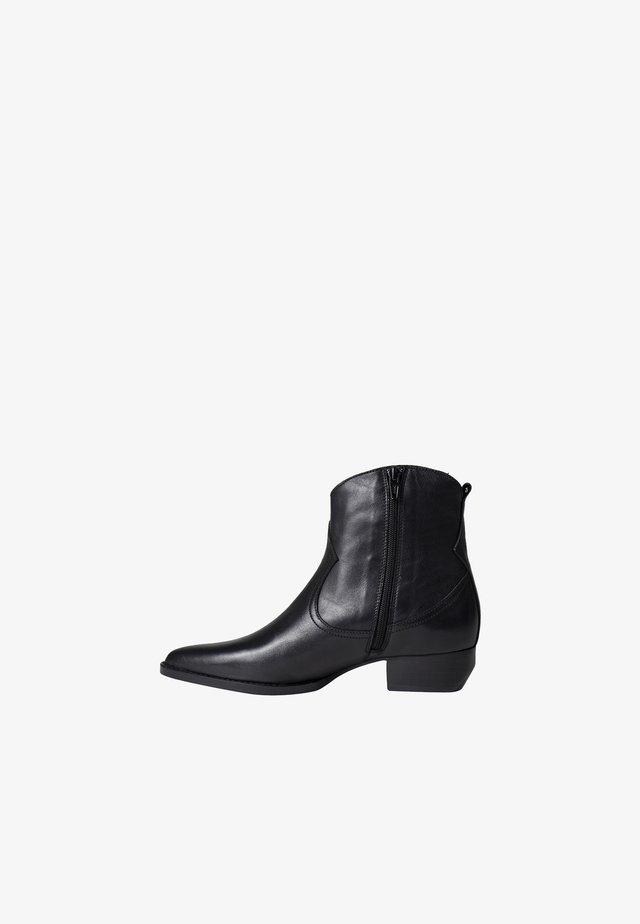 AKONI - Classic ankle boots - black