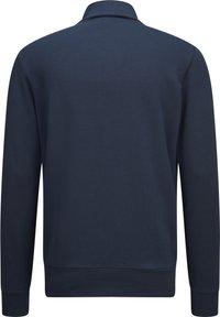 Greta & Luis - Zip-up sweatshirt - marino - 1