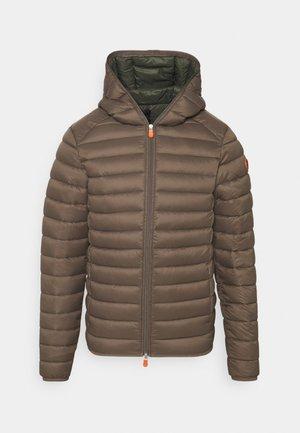 DONALD - Zimní bunda - coffee brown