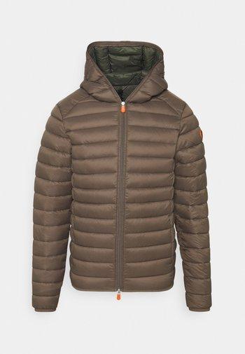 DONALD - Winter jacket - coffee brown