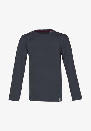 LONGSLEEVE BASIC - Pitkähihainen paita - dark-grey