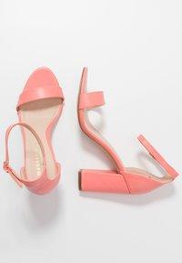 Madden Girl - BEELLA - High heeled sandals - coral - 3