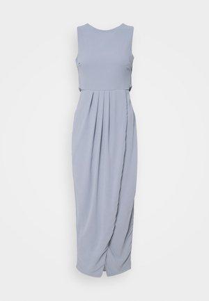 ELSIE MAX - Společenské šaty - grey/blue