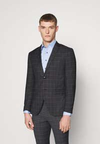 Jack & Jones PREMIUM - JPRBLAFRANCO MIX SUIT - Kostuum - dark grey - 2