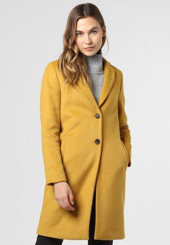 Klasyczny płaszcz - mais