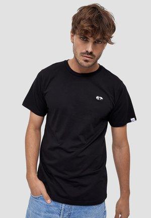 PANDA - T-shirt basic - schwarz