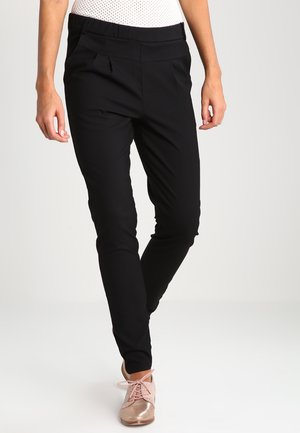 SARAH - Trousers - black