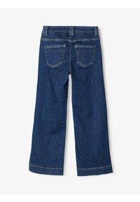 Name it - Flared Jeans - medium blue denim - 4