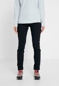 Columbia - WINDGATES FALL PANT - Outdoorové kalhoty - black - 0