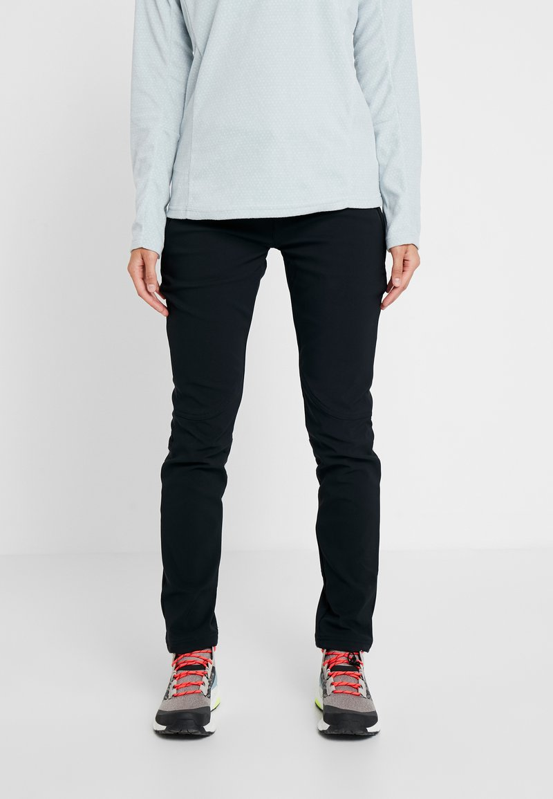 Columbia - WINDGATES FALL PANT - Outdoorové kalhoty - black