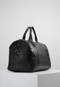 Still Nordic - CLEAN BAG - Bolsa de fin de semana - black - 3