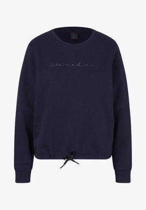 SILLA - Sweatshirt - navy-blau