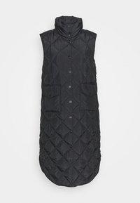 Freequent - OLGA - Waistcoat - black - 4
