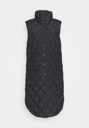 OLGA - Vest - black