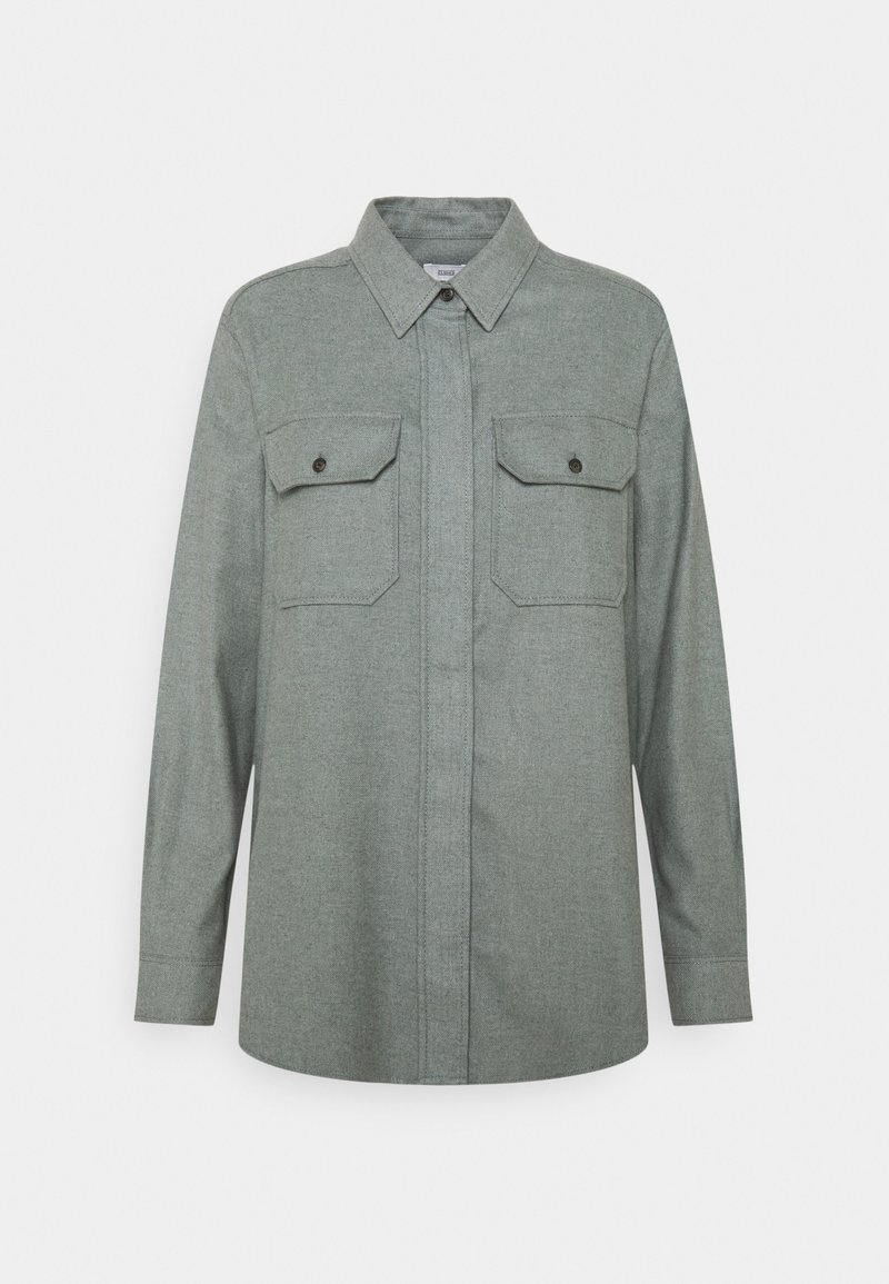 CLOSED - LIVA - Button-down blouse - pale teal