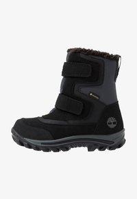 Timberland - CHILLBERG 2-STRAP GTX - Zimní obuv - black - 1
