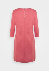 ONLY - ONLJOYCE 3/4 DRESS  - Jersey dress - baroque rose - 8