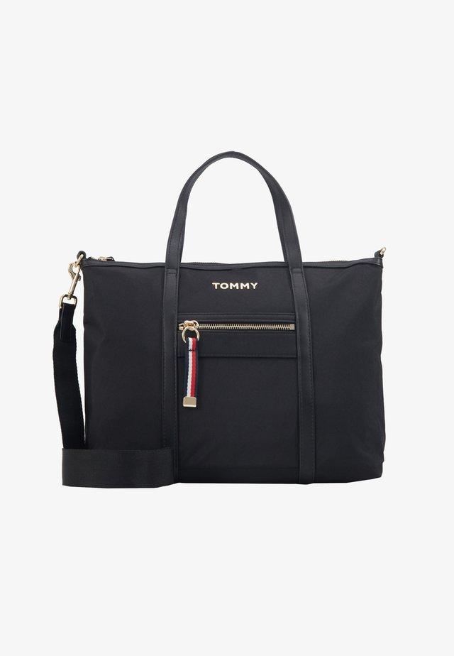 SATCHEL - Håndtasker - black