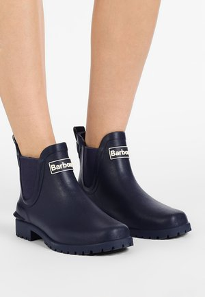 WILTON - Wellies - navy