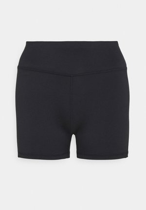 WOR HOT SHORT - Leggings - black